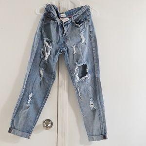 Super Relaxed Boyfriend Jeans